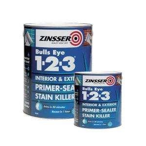 Zinsser Bullseye 123 Primer 1lt