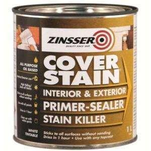 Zinsser Cover Stain Primer 1lt